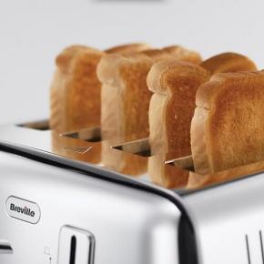 Hochzeitsgeschenke Vorschlag Vier-Scheiben-Toaster