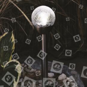 Hochzeitsgeschenke Vorschlag: Solarglaskugel