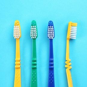 Geschirrspüler Tipps Zahnbürste