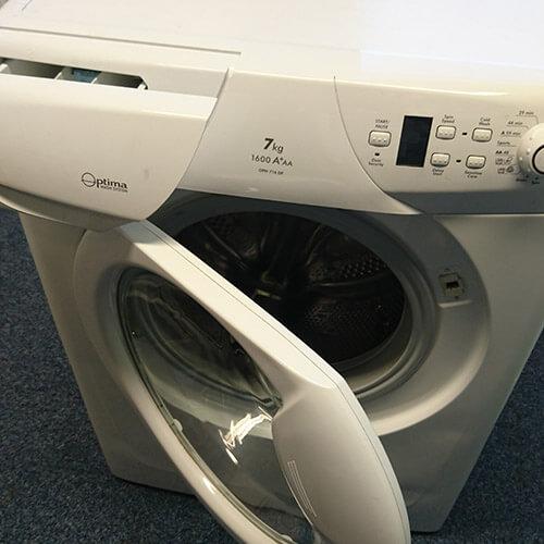 10 Waschmaschinen Tipps: Schimmel vermeiden