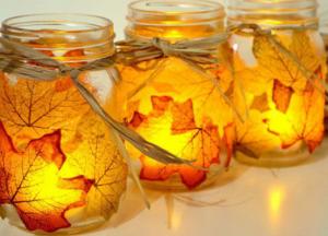 Herbstdeko selber machen - Ideen wie Sie ihr Zuhause verschönern können.
