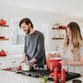 Das Herz des Hauses schlägt in der Küche