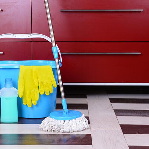 Dampfreinige Deine Küche!