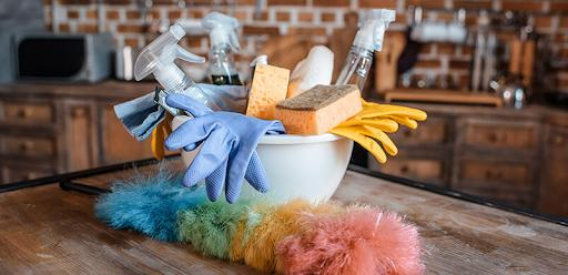 Nicht nur reinigen - auch desinfizieren!