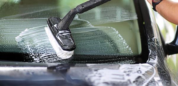 Dein Auto mit Deinem Kärcher-Hochdruckreiniger besser reinigen