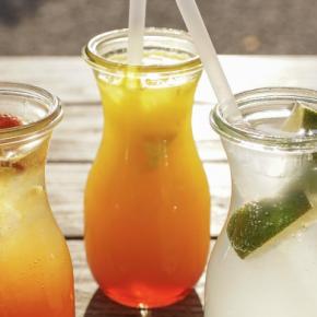 Weltenbummel mit eErsatzteile: Erfrischende Getränke aus aller Welt