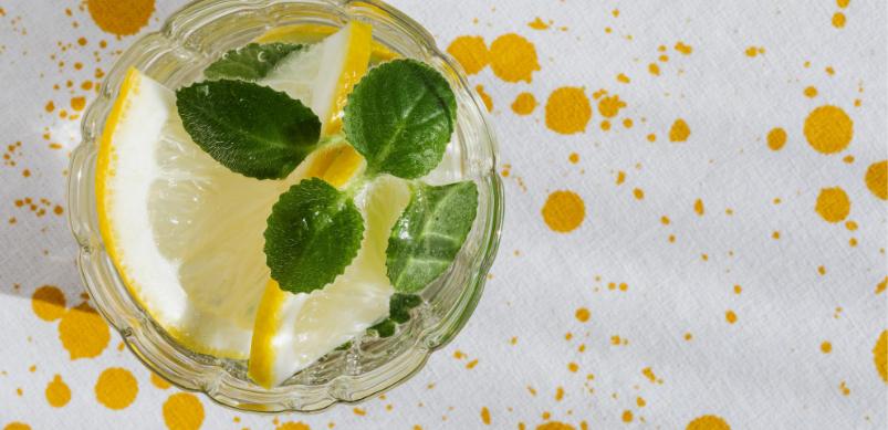 Shikanji (indische gewürzte Limonade)