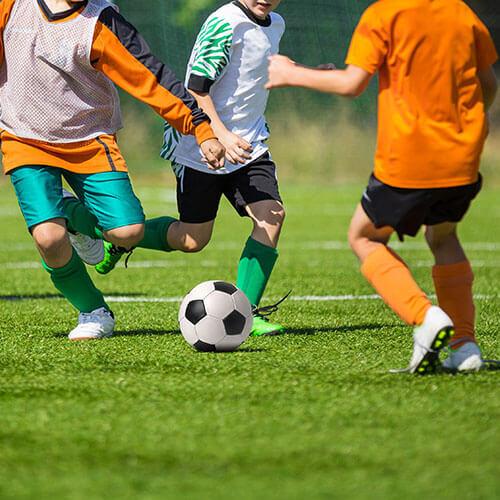 Fußball - Dreckige Klamotten sauber bekommen