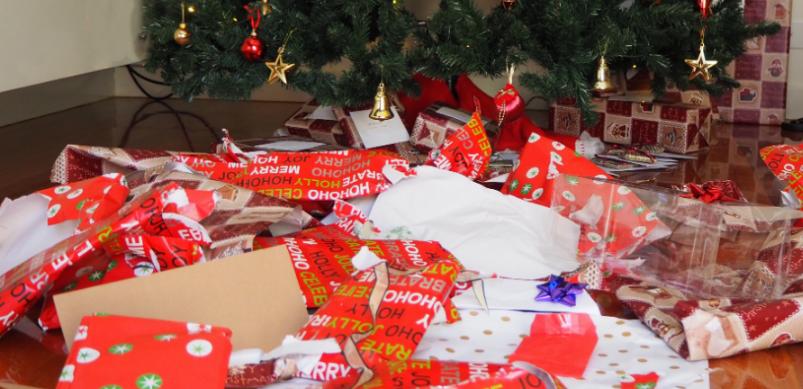 Recyceln von Geschenkpapier: So wiederverwenden