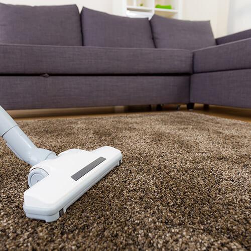 Teppich Dellen entfernen