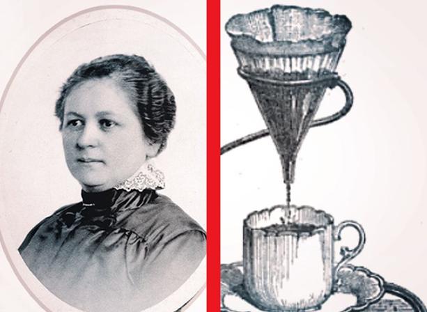 Der Kaffeefilter