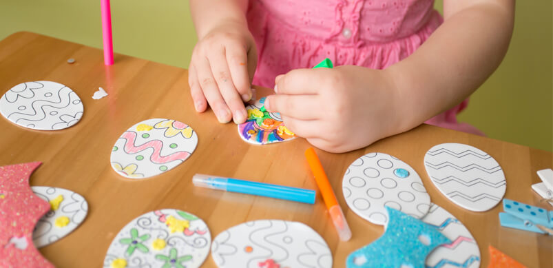 Ostern mit Kinder Die top Ideen gegen Langeweile