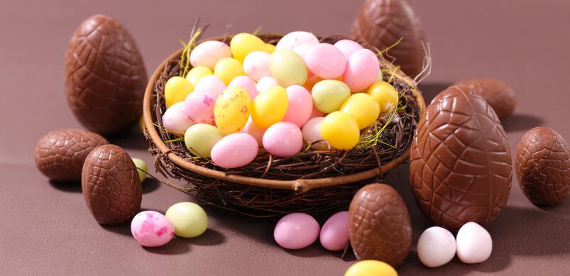 Schokolade, Schokolade und noch mehr Schokolade