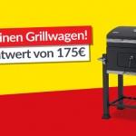 Gewinne einen 175 € Grillwagen mit eSpares!