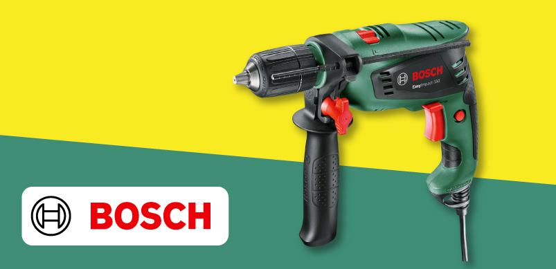 Gewinne eine Schlagbohrmaschine von Bosch!
